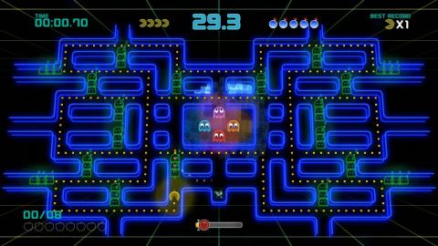 Pac-Man Championship Edition 2 Plus annoncé sur Switch