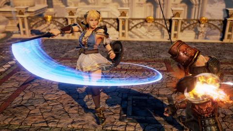 SoulCalibur VI : De nouvelles images du jeu