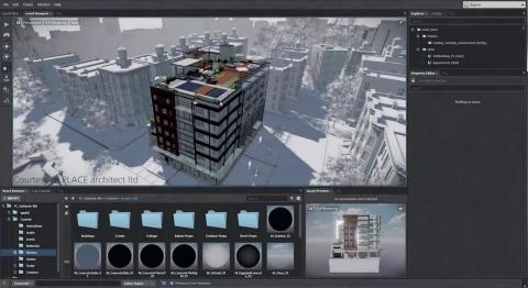 Autodesk arrêtera le support de son moteur de jeu Stingray début 2018