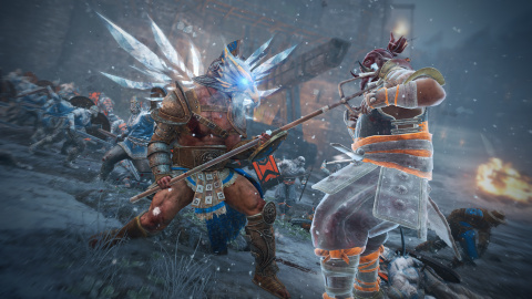 For Honor : Ubisoft dévoile le Frost Wind Festival
