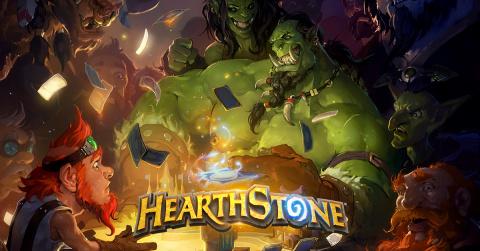 HearthStone sur iOS