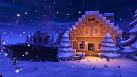Jaquette de Portal Knights : L'événement de Noël apparaît !
