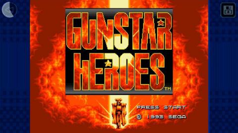 Gunstar Heroes rejoint la collection SEGA Forever sur mobiles