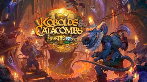 Hearthstone : Kobolds et Catacombes - Notre avis sur la 7ème extension