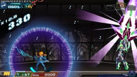 Azure Striker Gunvolt : Striker Pack aura un Christmas Mode pendant 2 jours