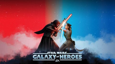 Jaquette de Star Wars : Héros de la Galaxie - Prenez part au combat