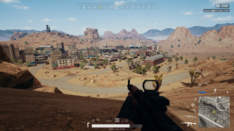 PUBG : Que vaut la version 1.0 du battle royale phare de 2017