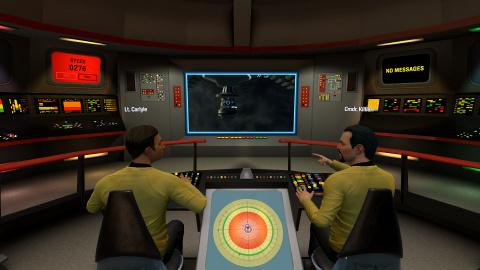 Star Trek Bridge Crew - Les développeurs nous parlent du patch non-VR