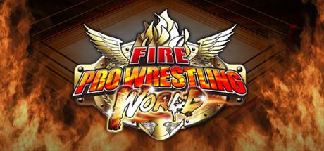 Fire Pro Wrestling World sur PC