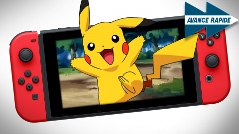 Avance Rapide - Pokémon Switch