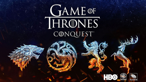 Jaquette de Game of Thrones : Conquest : L'hiver arrive sur mobile