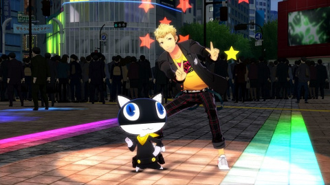 Persona 3 et Persona 5 Dancing se trouvent une date au Japon