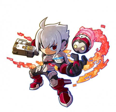 Mighty Gunvolt Burst : Nouveaux personnages, mise à jour, demo et ventes