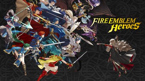Jaquette de Fire Emblem Heroes reçoit trois héros spéciaux pour le nouvel an