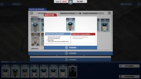 This is the Police : Gestion et narration font-elles bon ménage ?