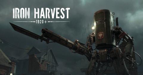 Iron Harvest sur PC