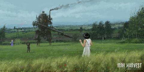 Iron Harvest 1920+ balance du scénario et des mechas