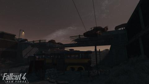 Fallout 4 New Vegas : le projet avance