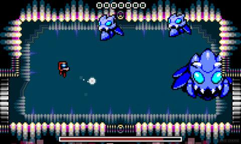 Xeodrifter: Le Metroid-like se dirige sur Switch