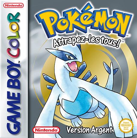 Pokémon Version Argent sur 3DS
