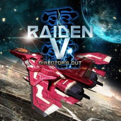 Raiden V Director's Cut sur PS4