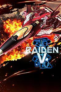 Raiden V sur ONE