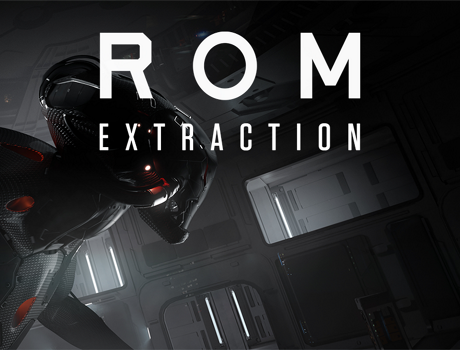 ROM : Extraction sur PS4