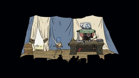 Feudal Alloy : Un Metroidvania atypique annoncé sur PC et consoles de salon