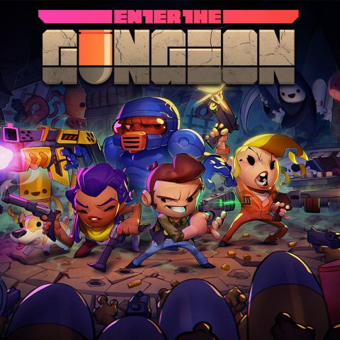 Enter the Gungeon sur Switch