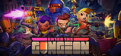 Enter the Gungeon sur Mac