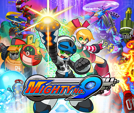 Mighty n°9 sur 3DS