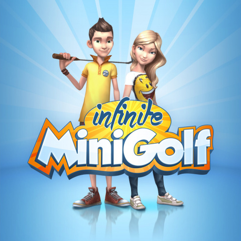 Infinite Minigolf sur Switch