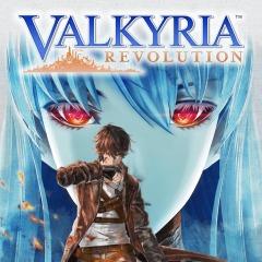 Valkyria Revolution sur Vita
