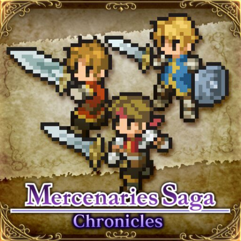 Mercenaries Saga Chronicles sur Switch