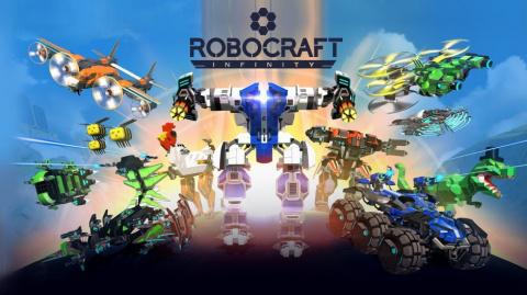 Robocraft Infinity sur PC