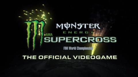Jaquette de Monster Energy Supercross détaille sa conception graphique