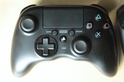 Apercu Hori ONYX PS4 Gamepad : Une vraie alternative à la Dualshock 4 ?