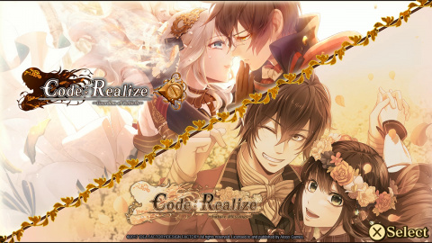 Code : Realize ~Bouquet of Rainbows~