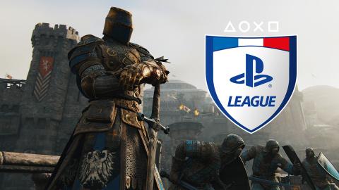 PS League : Croisez le fer dans For Honor