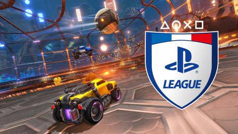 PS League : Droit au but avec les compétitions Rocket League !