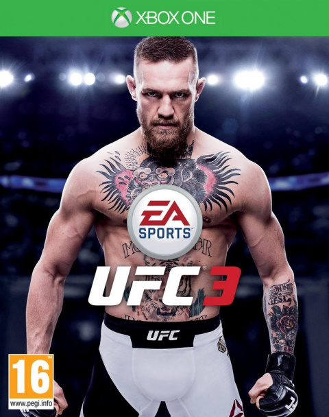 EA Sports UFC 3 sur ONE