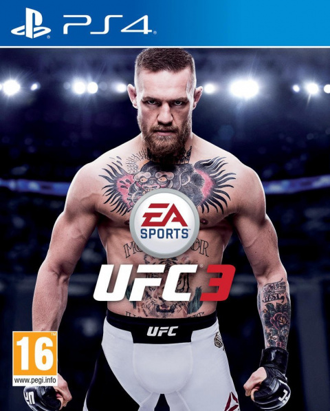 EA Sports UFC 3 sur PS4