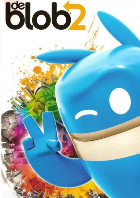de Blob 2 sur 3DS