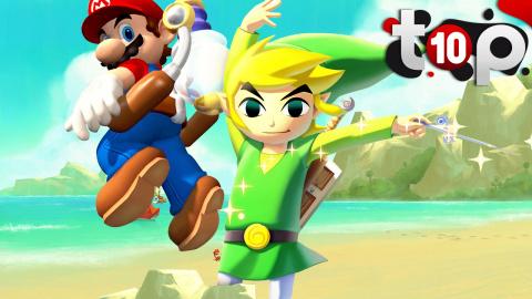 Top 10 des meilleurs jeux GameCube
