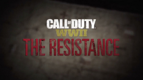 PS Store : Call of Duty WWII The Resistance s'ouvre aux précommandes