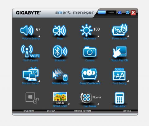 Guide PC Portable Gamer : Test du modèle Gigabyte P56XT