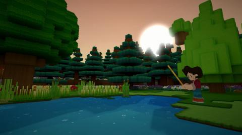 Staxel : La rencontre entre Minecraft et Stardew Valley arrive bientôt en accès anticipé