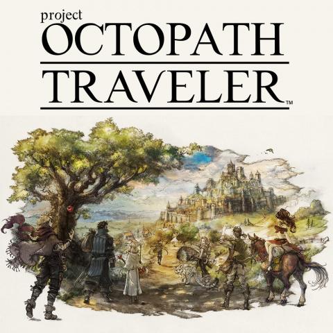 Octopath Traveler sur Switch