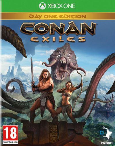 Conan Exiles sur ONE