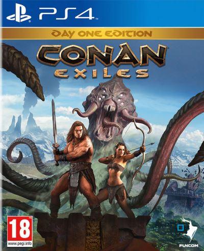 Conan Exiles sur PS4